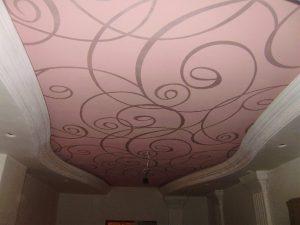 Преимущества тканевых натяжных потолков 9