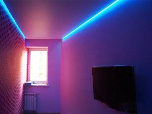 Парящий потолок 9