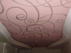 Натяжные потолки Clipso 4