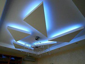 Парящий потолок 2