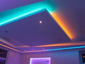 Парящий потолок 3