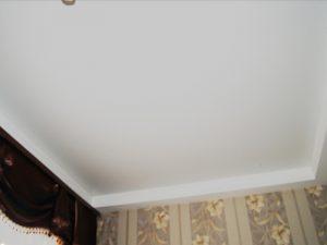 Сатиновые натяжные потолки 3