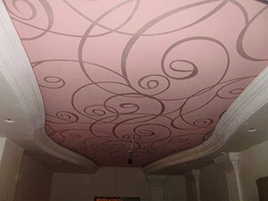 Преимущества тканевых натяжных потолков. Особенности монтажа