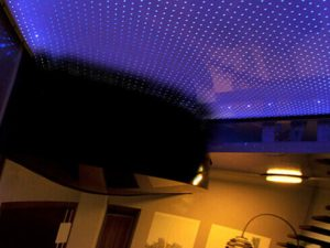 Акустические натяжные потолки 6