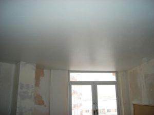Сатиновые натяжные потолки 4