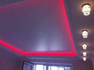 Акустические натяжные потолки 5