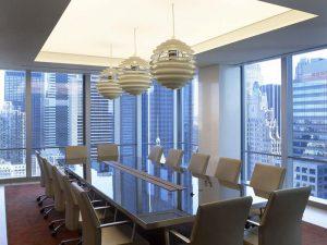 Натяжные потолки в офис 8