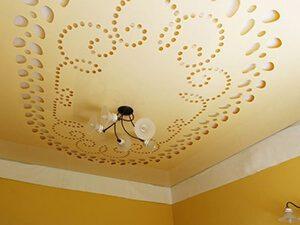Декоративные натяжные потолки – современная замена традиционной отделке